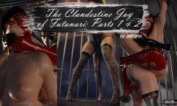 The Clandestine Joy of Futanari 1-2 [Antropox]