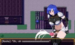 Female Knight Rasia - The Lewd Curse of Penis [v1.06] [Gaptax]