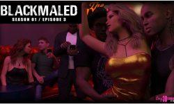 Blackmaled Collection [Sexy3DComics/Gonzo Studios]