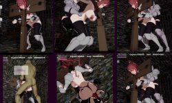 Knightess Amelia and the Dark Organization [v1.01] [enoughmin]